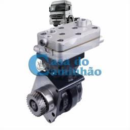 Compressor De Ar - Mercedes Axor 2035 / 2040 - *