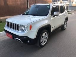 Renegade - 2018 - Limited - Diesel - Revisado na Jeep