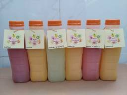 Venda de Suco da Fruta 100% Natural