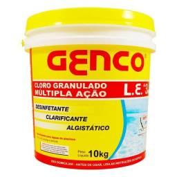 BALDE DE CLORO GENCO 10 KG