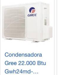 Ar condicionado Gree 22.000 Btu (condesadora)
