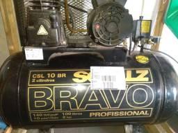 Vende se um compressor