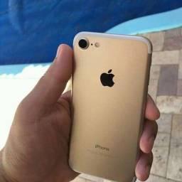 Vendo ou Troco esse lindo IPhone 7 zerado