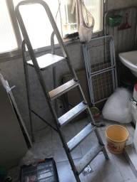 Escada alumínio 5 andares