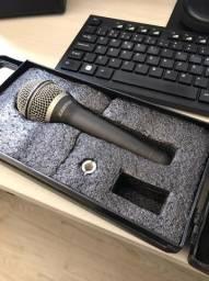 Microfone de mão Samson