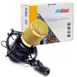Microfine condensador Andowl - NO:7451