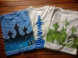 Camisa malhão do Osklen