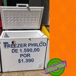 Freezer philco 200 litros