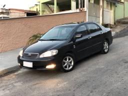 Corolla 2008 automático GNV