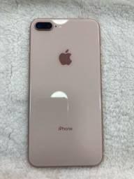 iPhone 8 Plus 64gb Excelente Ac trocas e cartão