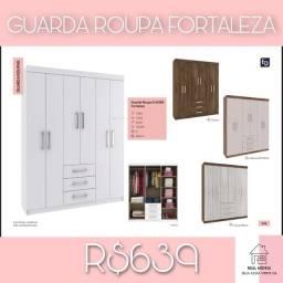 Guarda-roupa guarda-roupa D6350 Fortaleza