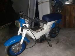 Vendo moto partido motor 125cc