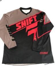 Camisa para moto
