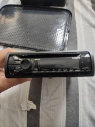 Rádio automotivo com Bluetooth Sony MEX-BT4007U