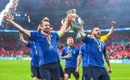 Camisa Seleção Italiana Eurocopa