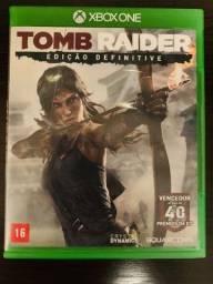 Tomb Raider edição definitive Xbox One