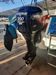 Vendo motor de popa 200 hp mercury EFI