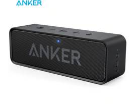 Caixa De Som Bluetooth Anker Portátil À Prova D'água
