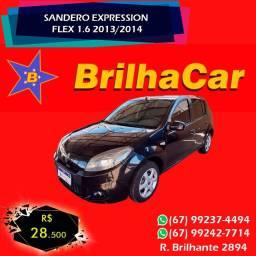 Sandero Expression 1.6