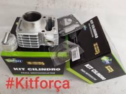 Kit Cilindro Motor Cbx Twister 290cc, Potencializador