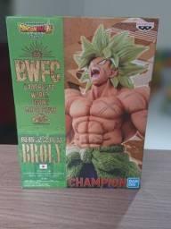 Action Figure Broly - Dragon Ball Super Bandai Banpresto [Original]