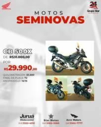 Título do anúncio: CB 500X 15/15