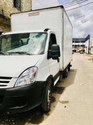 Vendo Caminhão Baú Iveco Daily 45 S 14 -Diesel
