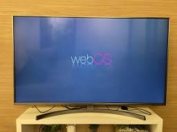 Smat TV LG 55 polegadas