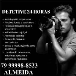 Detetive Almeida