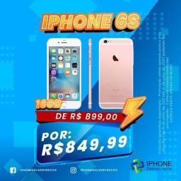 Iphone 6S 16gb Rose (Entrega Grátis)
