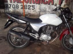 Vendo moto Titan 2008
