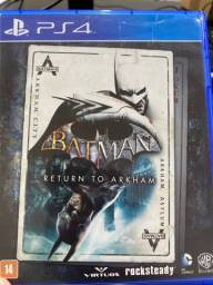 Jogo PS4 Return to Arkham