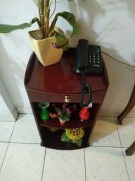 Criado de telefone sala