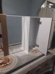 Espelhadeira para banheiro