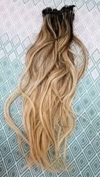 cabelo humano loiro