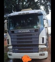 Scania 420 Ano 2005