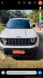 Jeep renegade muito novo de garagem