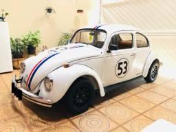 Fusca Herbie Ano 81 - Super Conservado - Troco por Kombi
