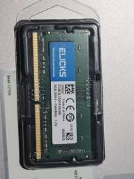 Memória DDR4 Notebook