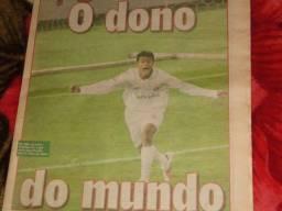 Inter campeão do mundo maior extase da história do futebol Gaucho o jornal do dia seguinte