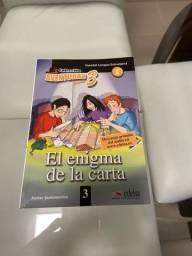 Livro paradidático de espanhol