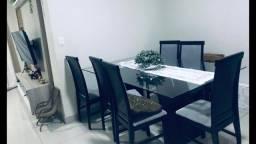 Jogo de Mesa com 06 cadeiras