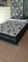 Pra vender rápido cama nova lacrada ortobom D28