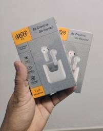 Excelente Fone de Ouvido Bluetooth QCY T12 (Original   NOVO)