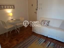 Apartamento à venda com 1 dormitórios em Catete, Rio de janeiro cod:FL1AP32436
