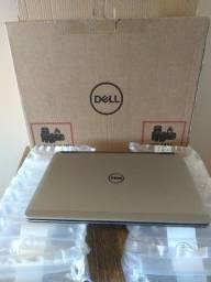 Ultrabook Dell latitude Core i7 8gb memória ssd 128gb m.1 aceito cartões