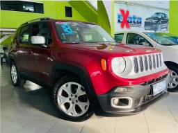 Jeep Renegade 2018 1.8 16v flex limited 4p automático