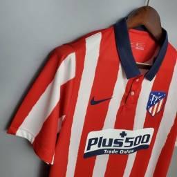 Camisa de time tailandesa (Atlético de Madrid)