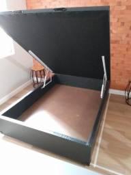 Base baú cama box - Venda Direto - Preço excepcional