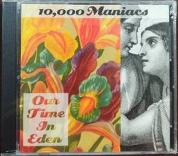 CD 10,000 Maniacs - Our Time In Eden (Lacrado / Importado)